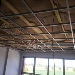 Création de plafond dalles