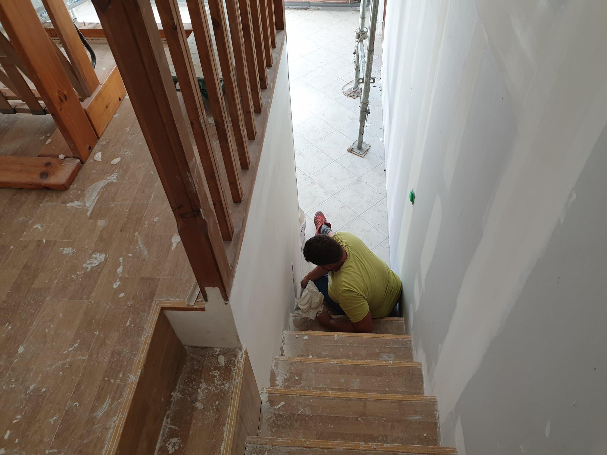 Rénovation studio à Mers-les-Bains