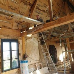 Rénovation intérieure d'une maison à Ellecourt