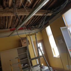 Rénovation bureau professionnel
