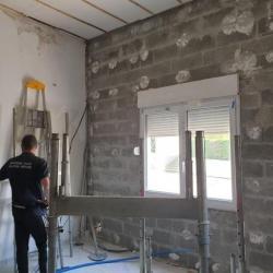 Rénovation d'un studio à Mers-les-Bains