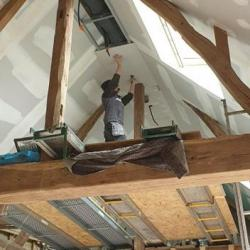 Rénovation d'une maison à Ellecourt